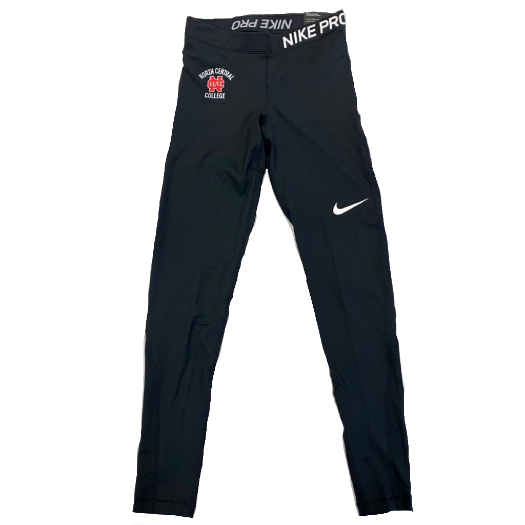 Alternative Image for the North Central College Women's Pro Cool Tight by Nike product