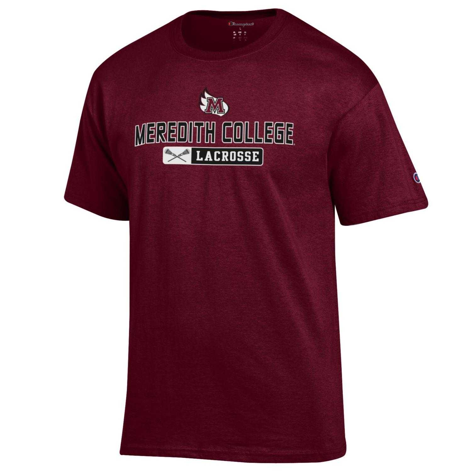 Alternative Image for the Sports Team T-Shirts, Maroon product