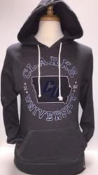 Image for the Hooded Sweatshirt, Vintage CU Iowa product