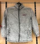 Image for the Men's Gray Sherpa Jacket product