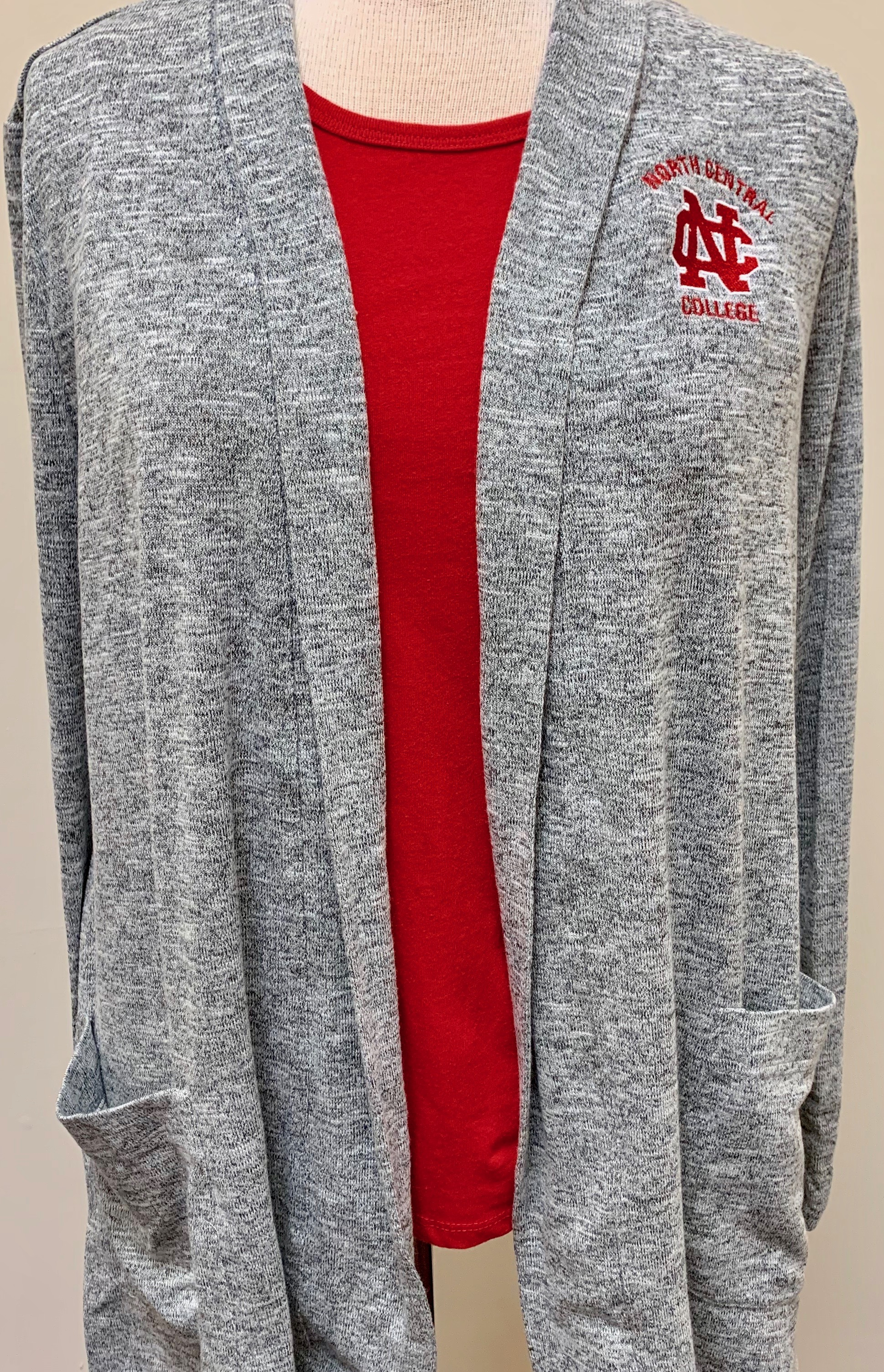 Image for the Women's Easy Fit Cardigan w/ pockets product
