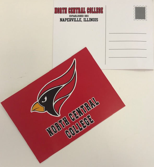 Image for the Post Card - Cardinal Head product