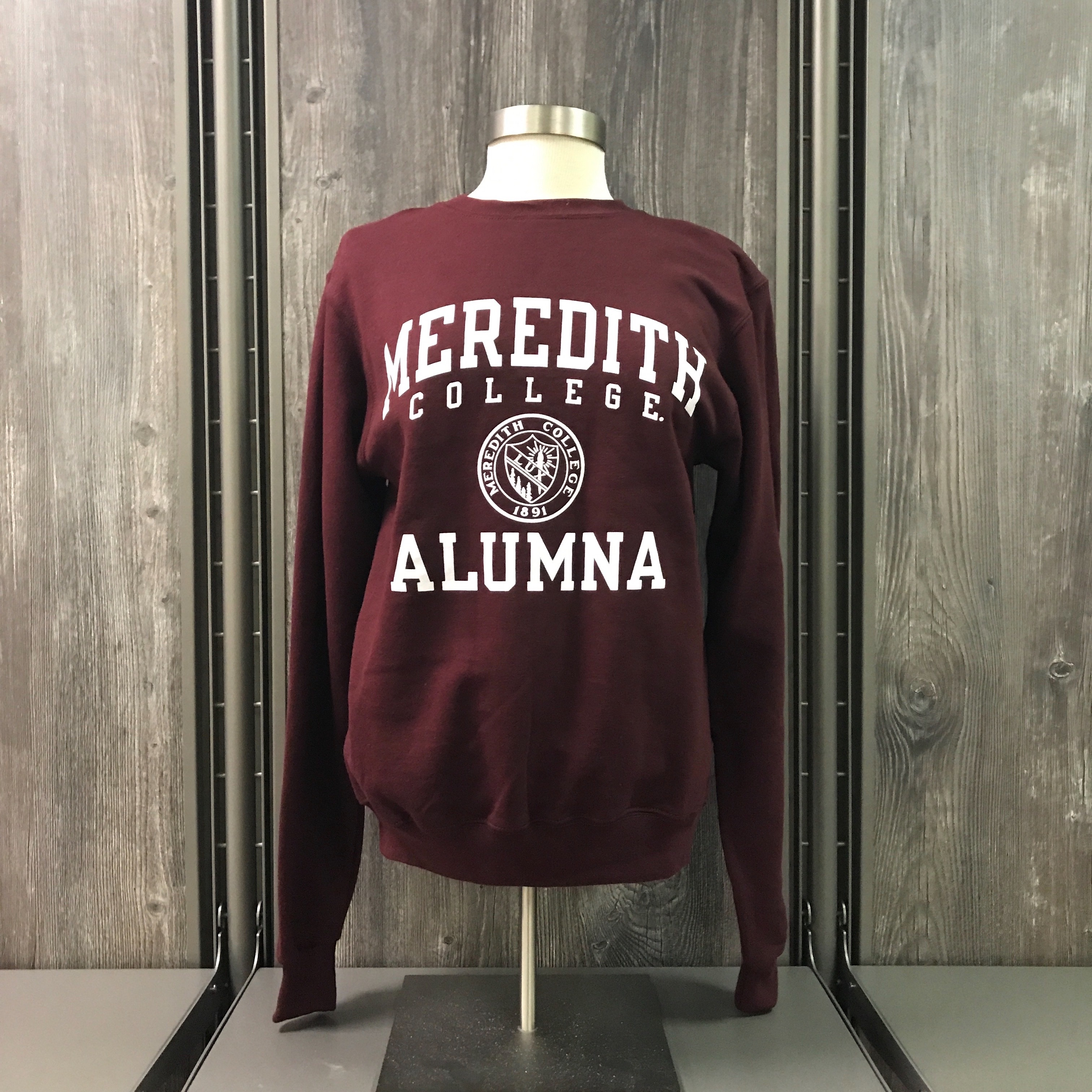 Image for the Crew Maroon Alumna Champion product