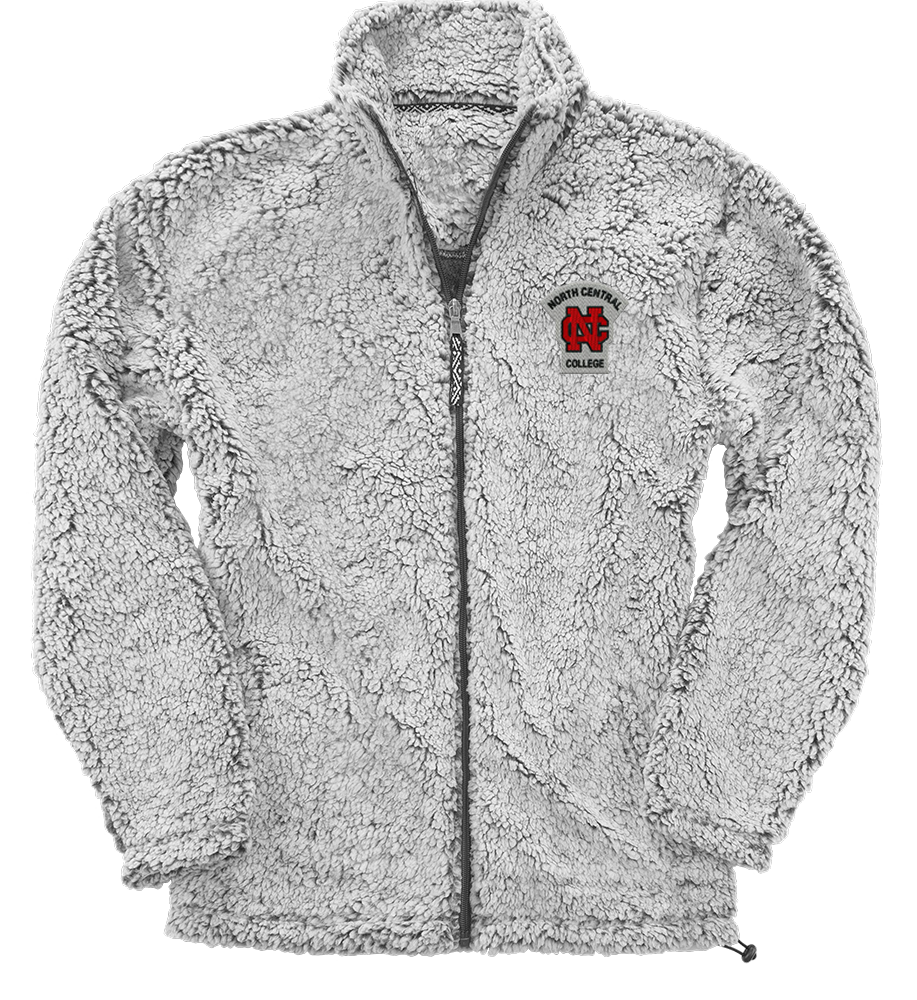 Image for the Ladies Sherpa Jacket Full Zip by Boxercraft product