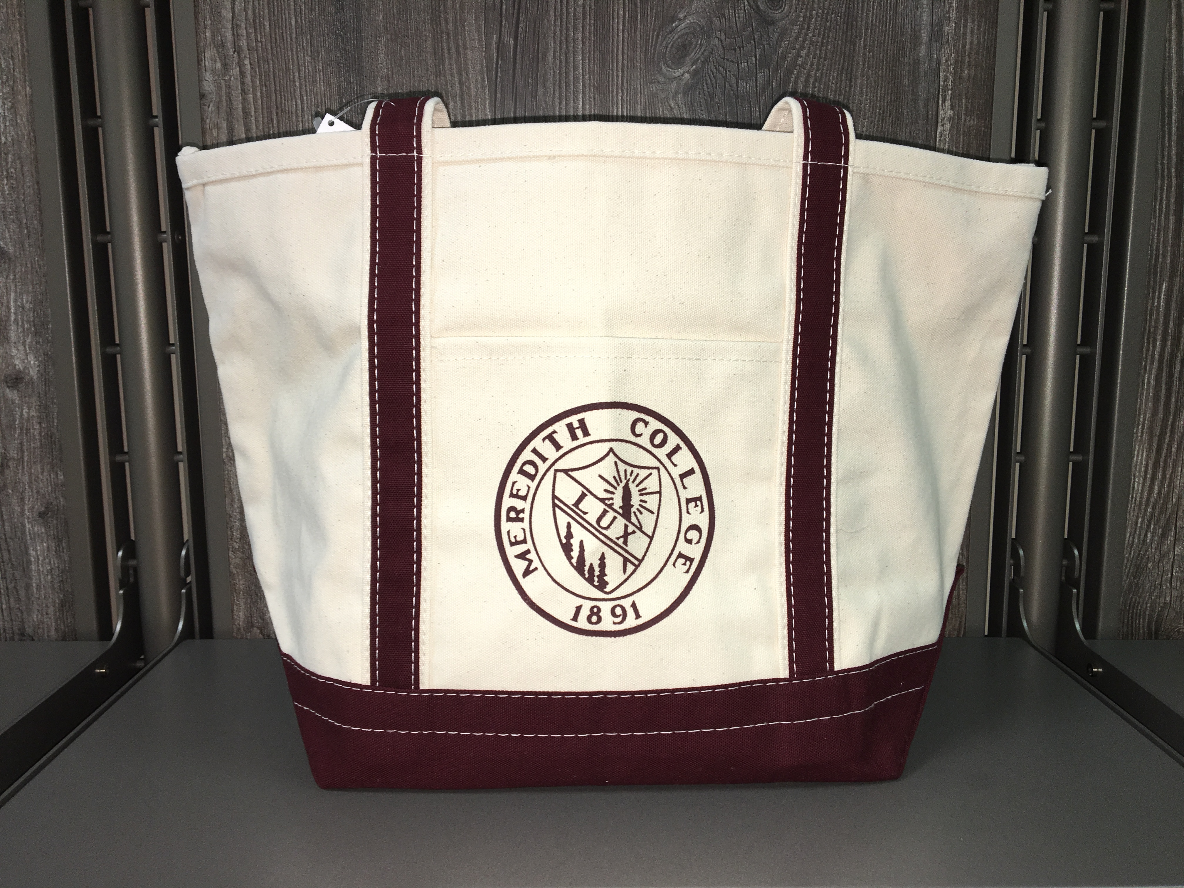 Image for the Canvas Tote, Seal product