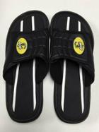 Image for the Black Soccer Slide Sandals product