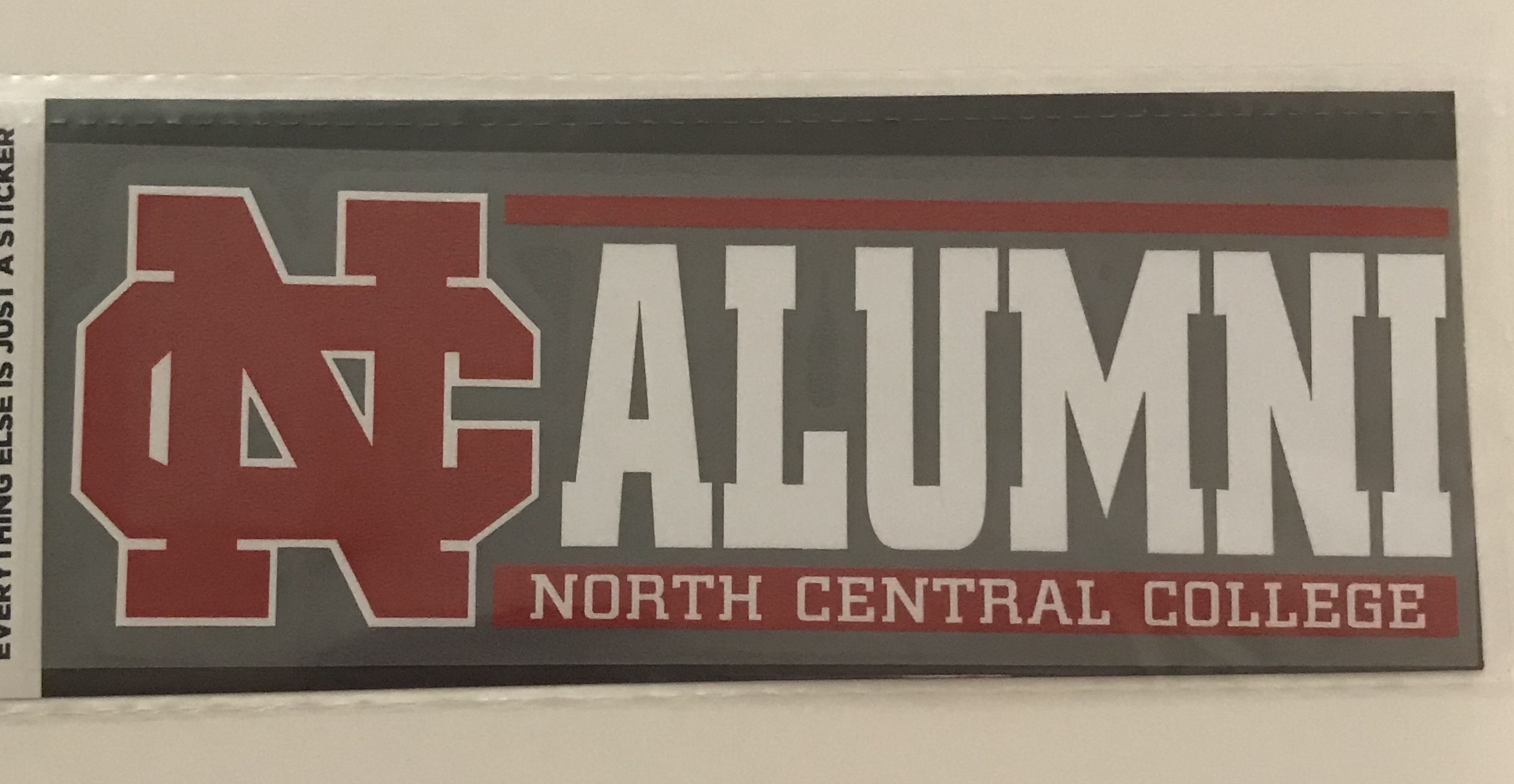 Image for the Alumni Decal (ColorShock) product
