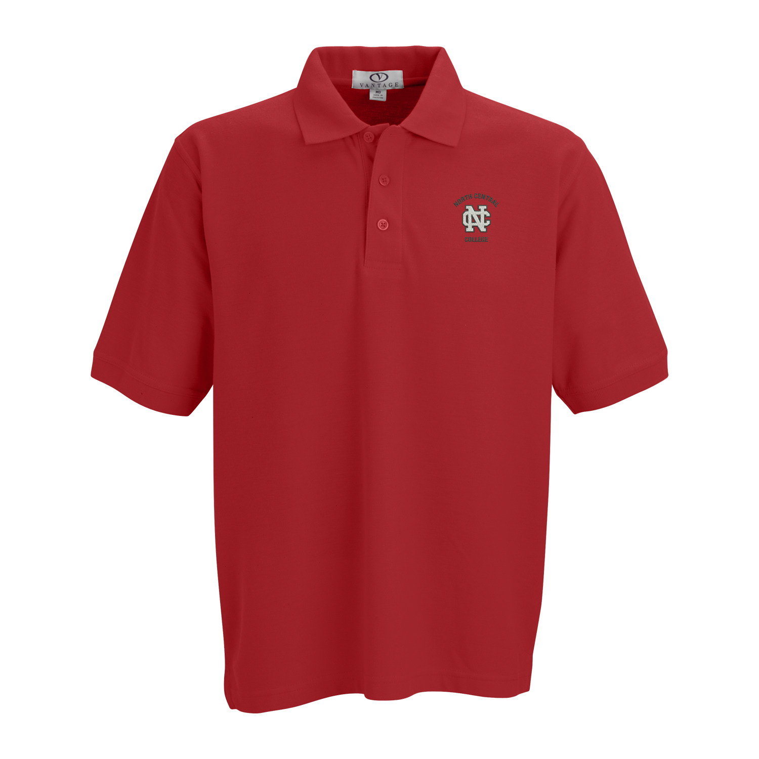 Image for the Unisex Cotton-Rich Polo(Vantage) product