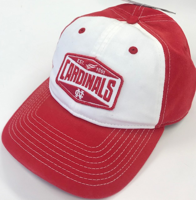 Alternative Image for the North Central College Ivory and Red Hat by The Game product