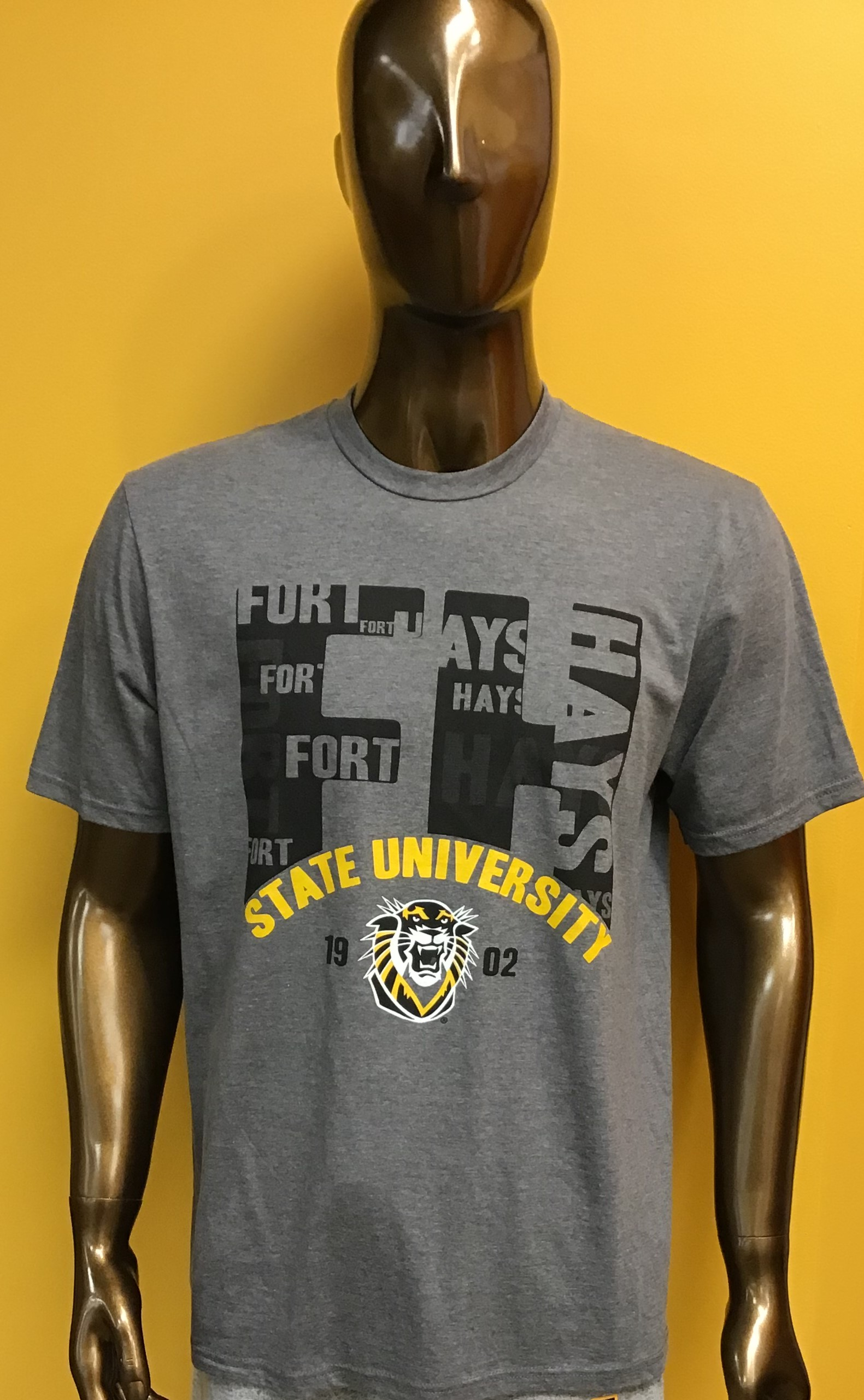 Oxford T Shirt With Fh And Tiger Custom Specialties