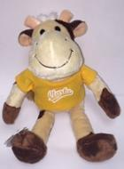 Image for the Wild Bunch Plush with Clarke University Tee product