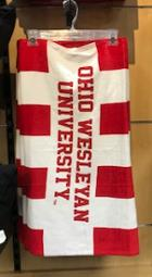 Image for the Cabana Beach Towel Red/ White product