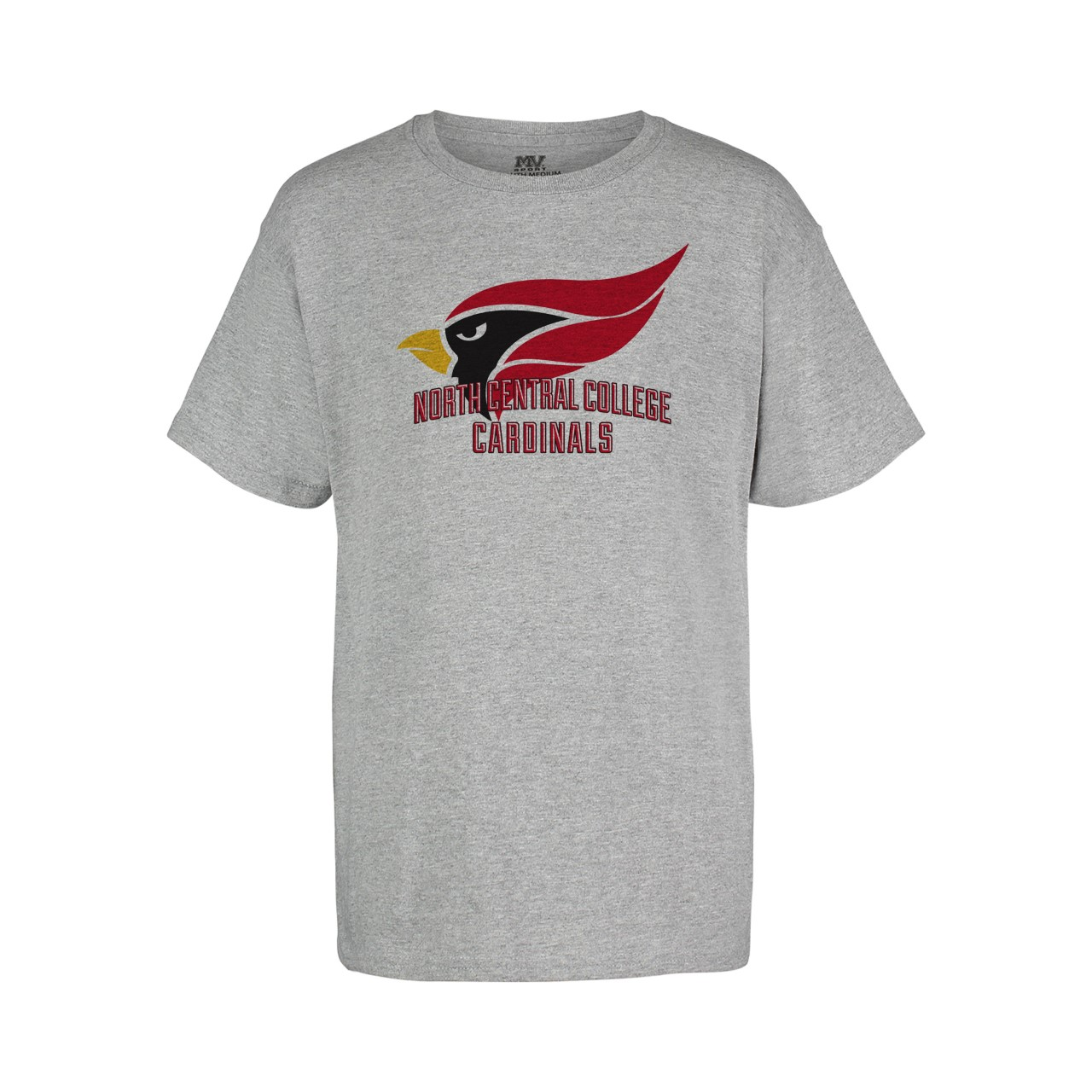 Image for the Youth Tee with Cardinal by MV Sport product
