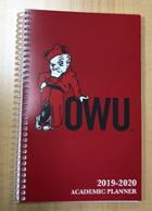 Image for the OWU Custom School Planner product