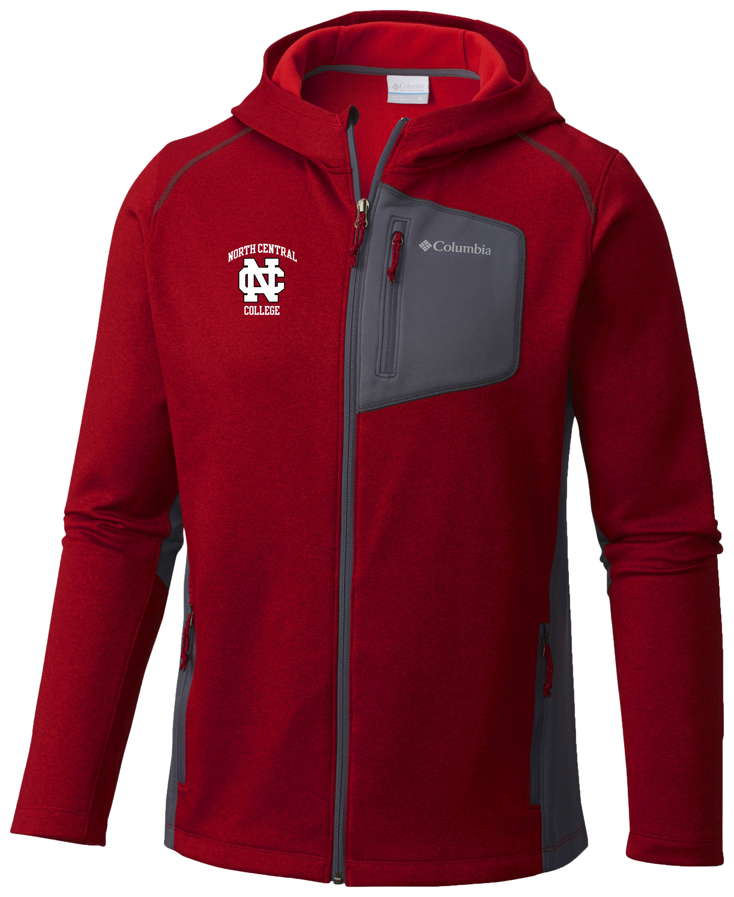 Image for the Clearance - Columbia Jackson Creek Full Zip Hoodie product