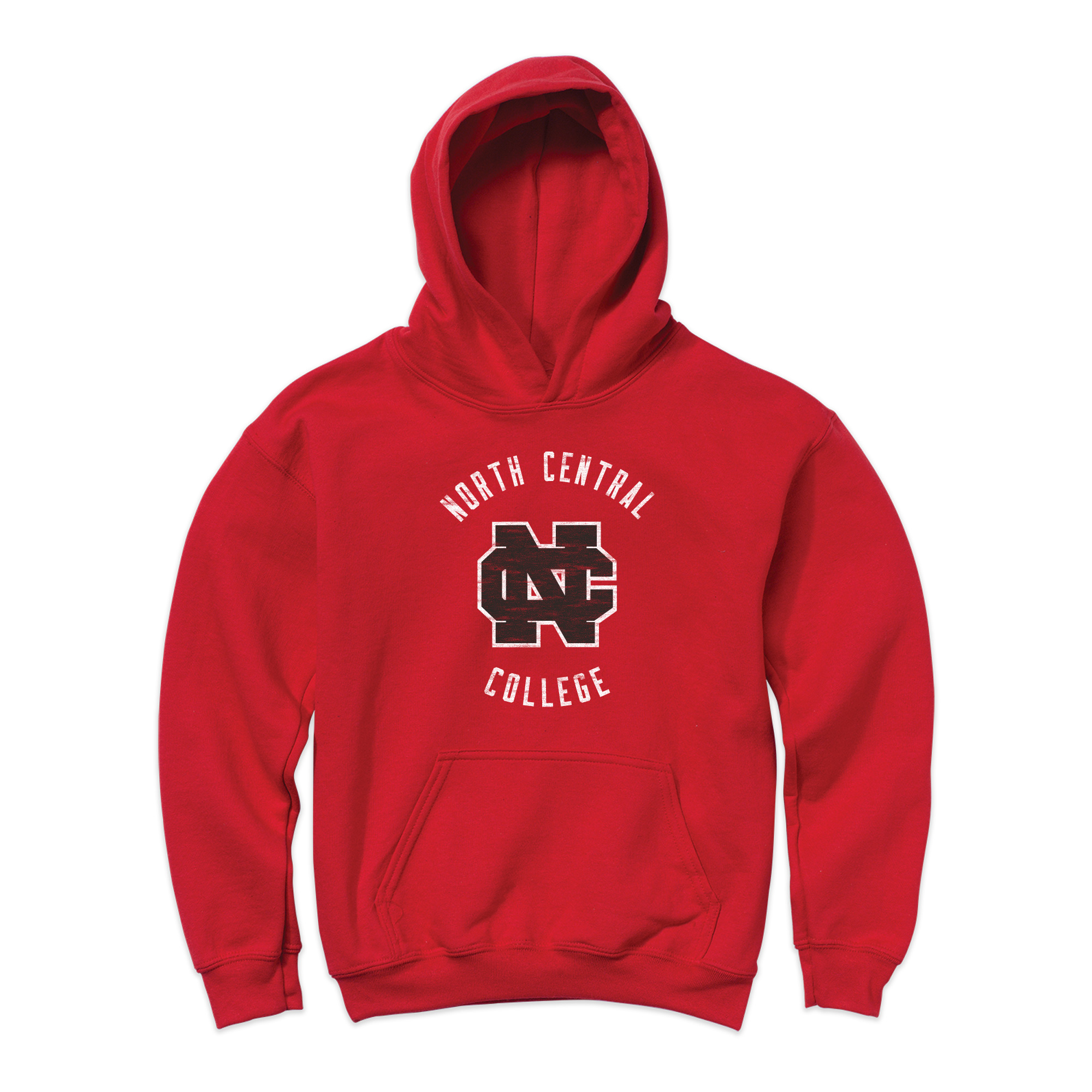 Image for the Youth Fleece Hoodie Sweatshirt by MV Sport product