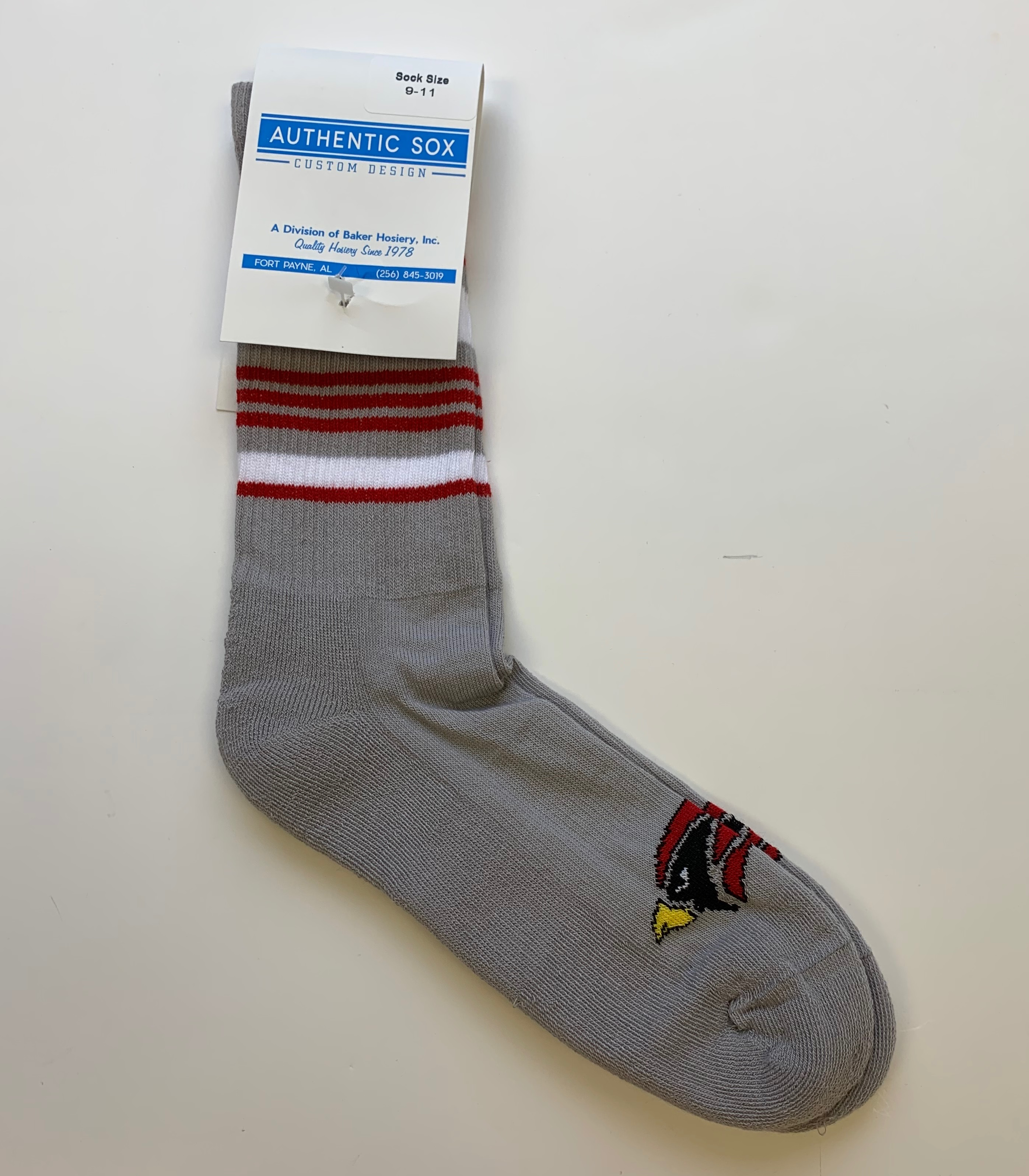 Image for the North Central College Socks by Mojo Brands product