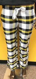Image for the Headway Gold Ladies' Flannel Pant, Concepts Sport, College Concepts product