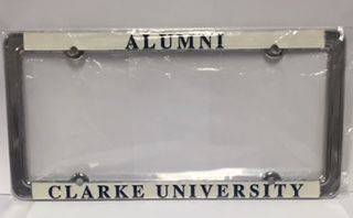 Image for the License Plate Frames product