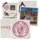 Image for the Set of 4 Coasters in Printed Box, Meredith Images product