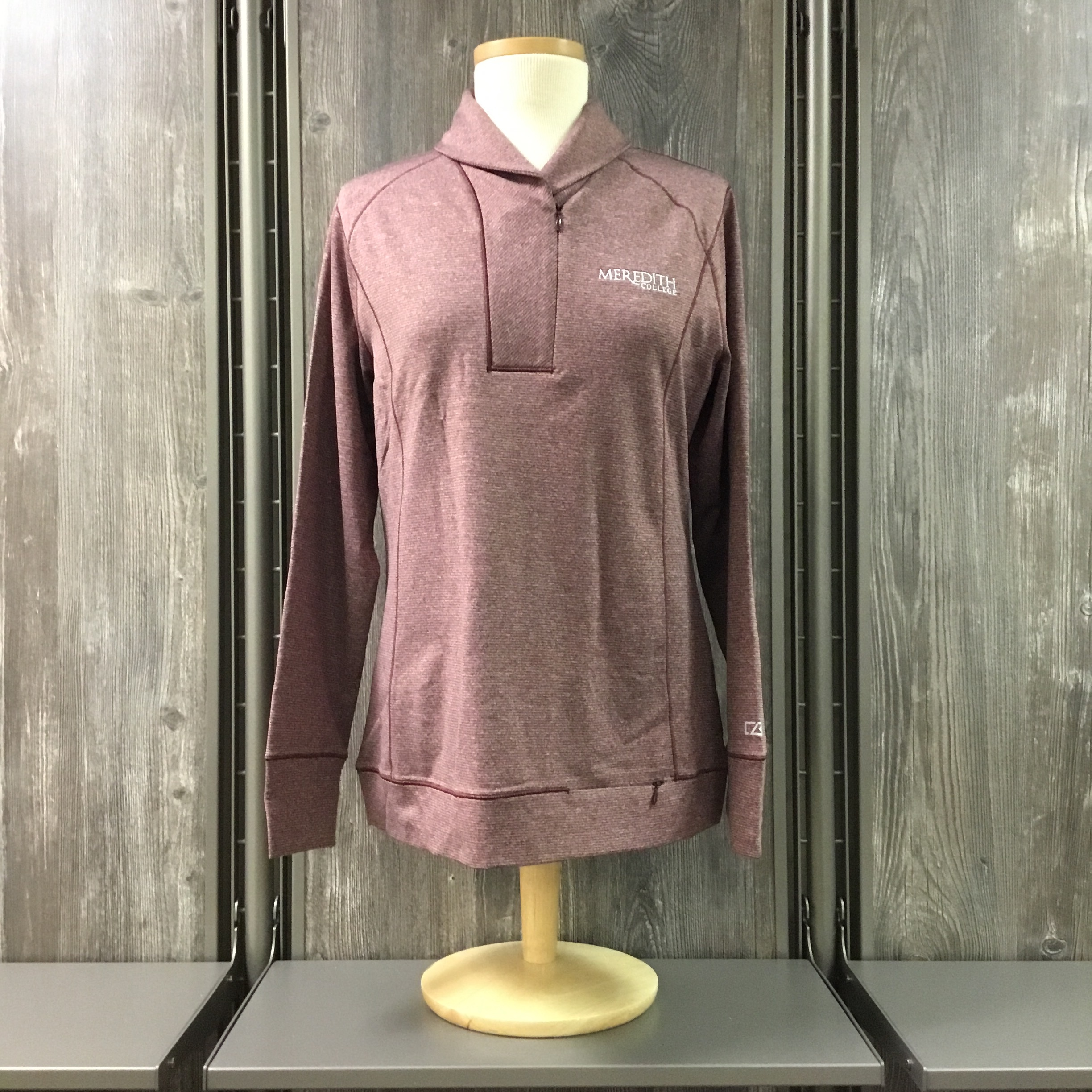 Image for the Women's Shoreline Half-zip Pullover Cutter & Buck product