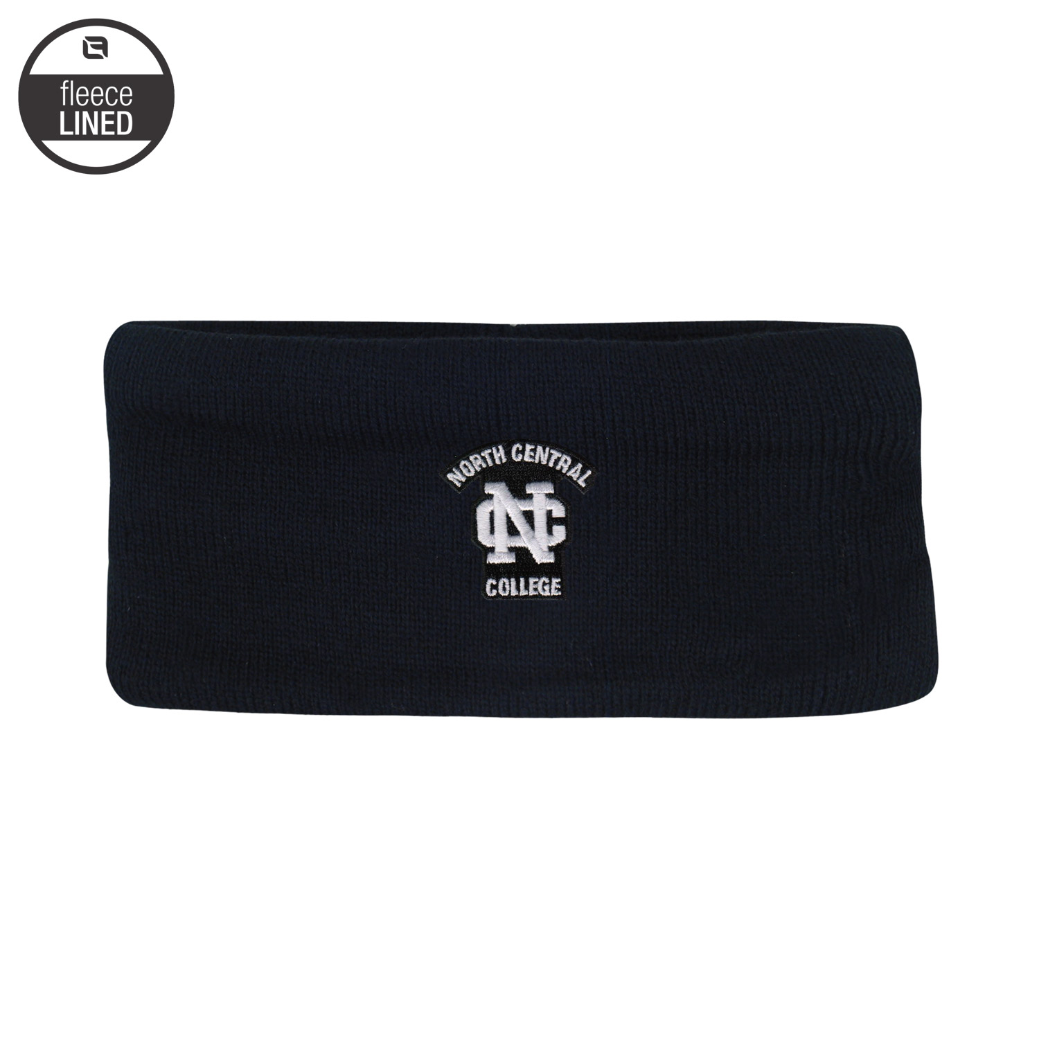 Image for the Deep Freeze Knit Headband w/Fleece Lining by Logofit product