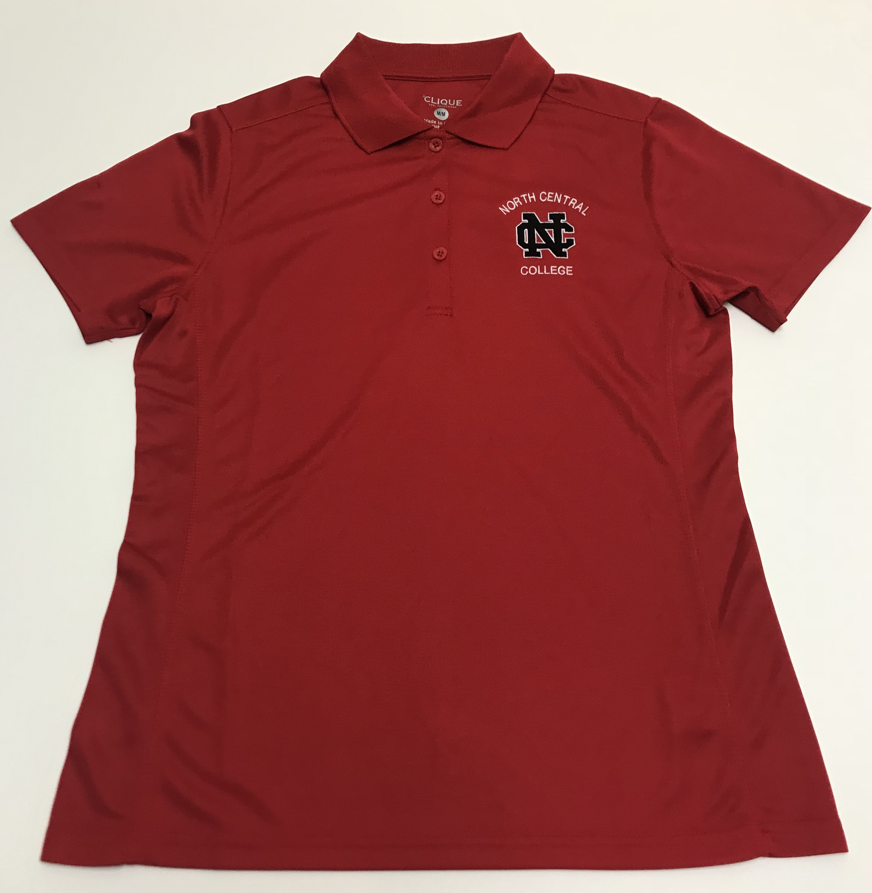 Image for the Clique Women's Tech Polo product
