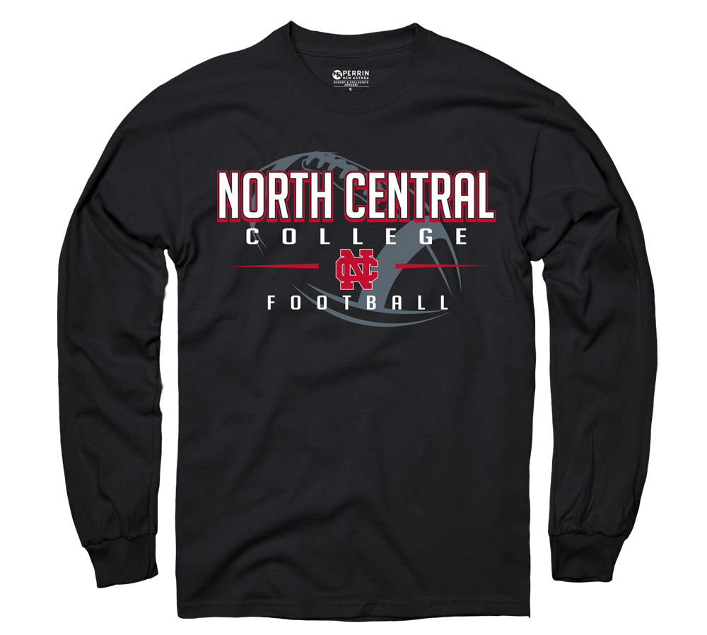 Image for the New Art Football Long Sleeve Tee by New Agenda product