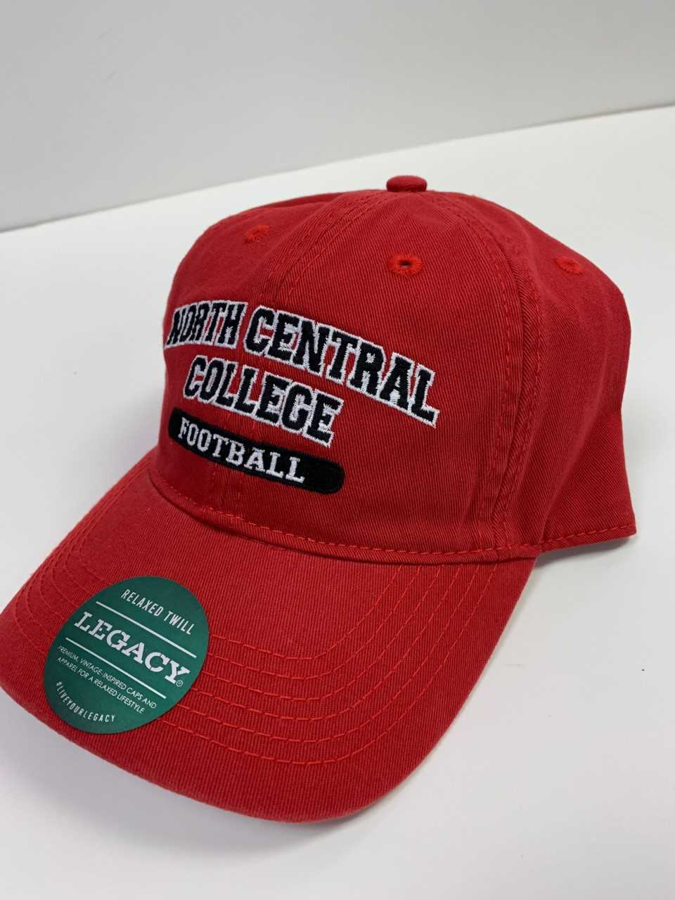 Alternative Image for the Legacy Scarlet Hat Adjustable-Name Drop product