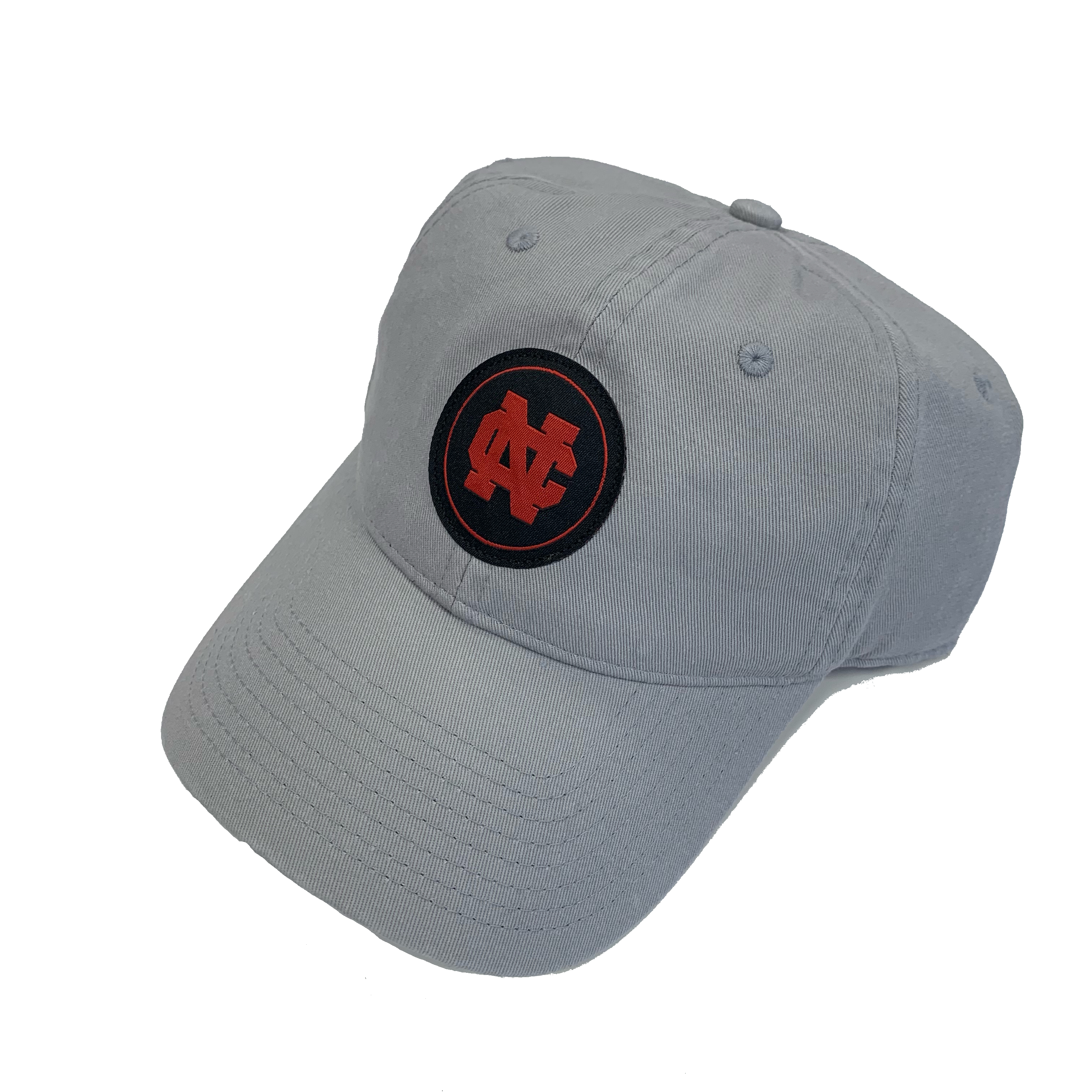 Image for the Grey Washed Twill Relaxed Fit Hat by The Game product