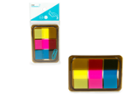 "Image for the Sticky Page Markers, 1.75"" x 0.75"", Asst. Colors, 3/pk product"