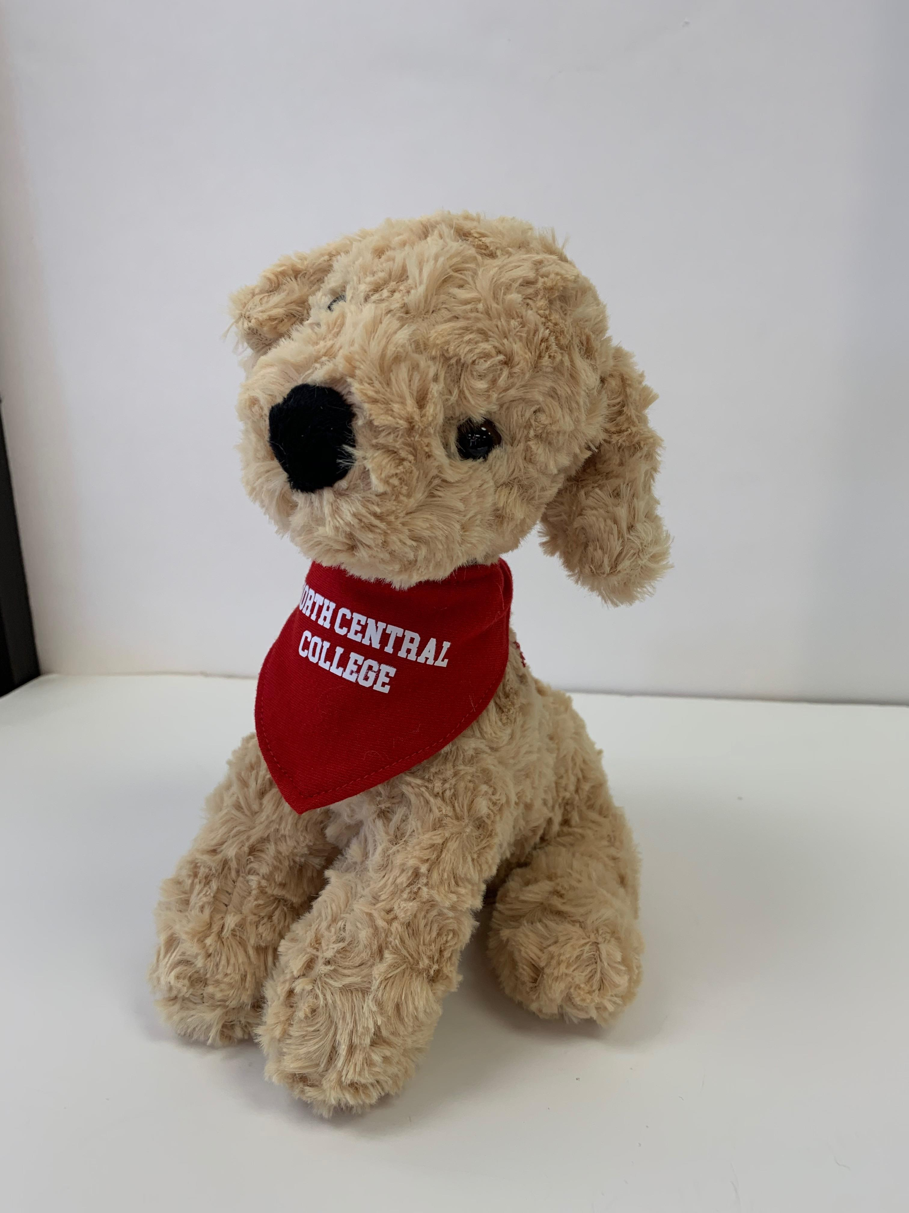 Image for the Mighty Tykes Plush Golden Retriever product