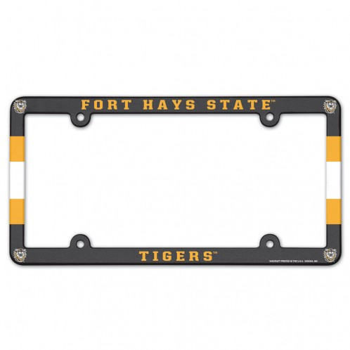 Image for the LIC PLATE FRAME FULL COLOR product