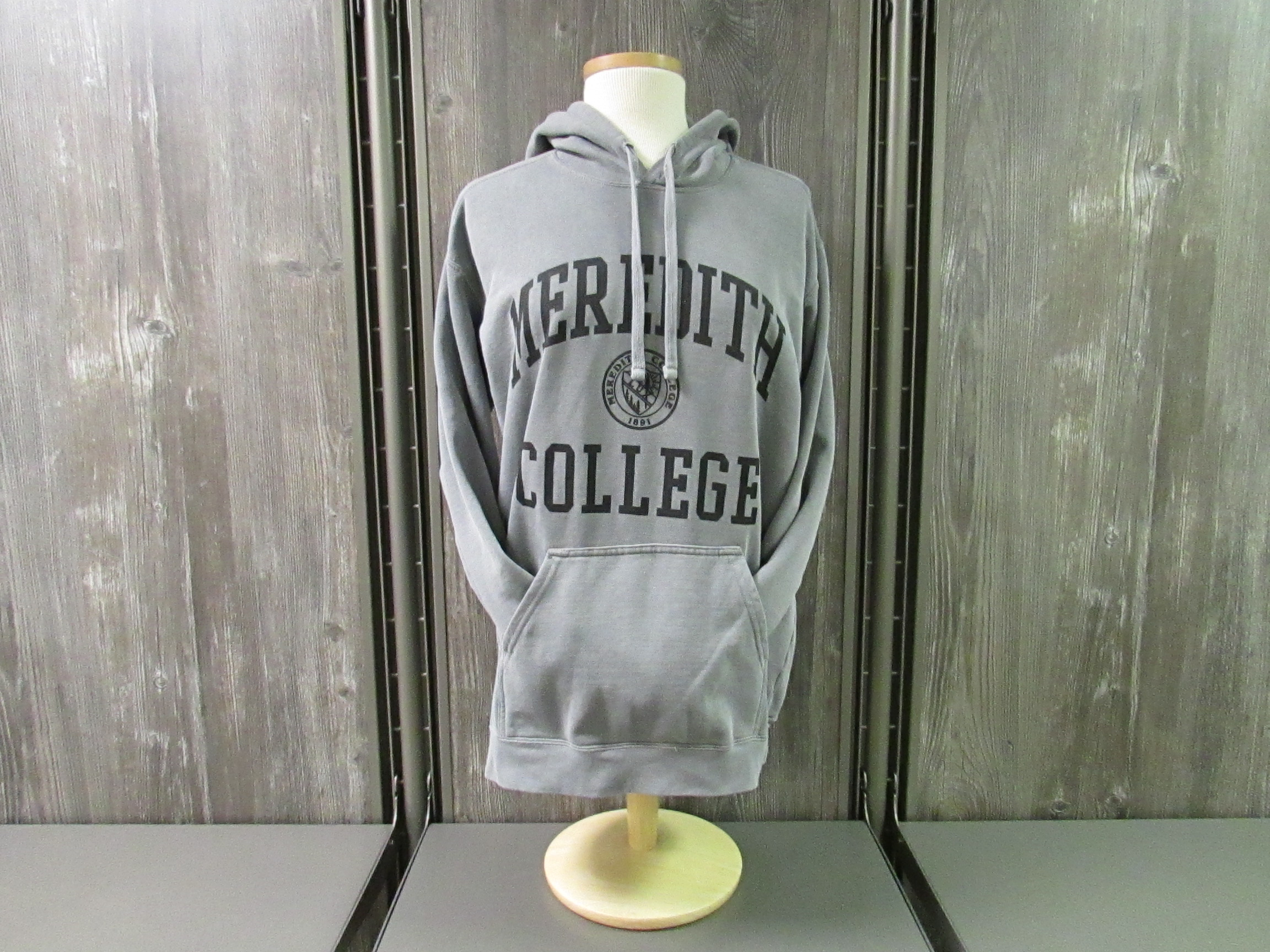 Image for the Men's Hoodie Collegiate MC with Seal product