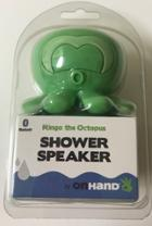 Image for the OnHand Octopus Shower Speaker Green(Ringo) product