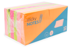 "Image for the Sticky Notes, 2"" x 2"" Assorted Neon Colors, 12/pk product"