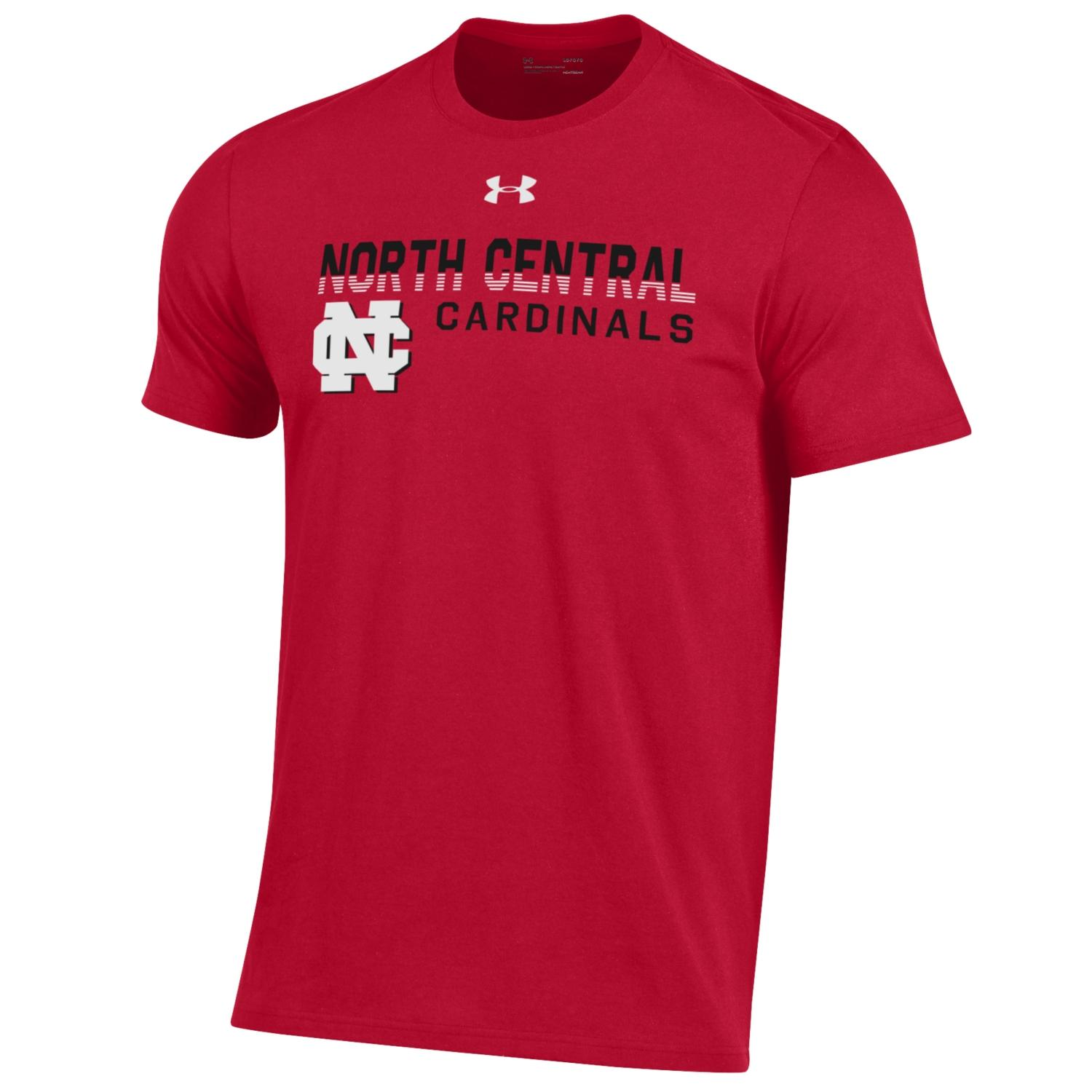 Alternative Image for the Under Armour Performance Cotton Short Sleeve Tee product