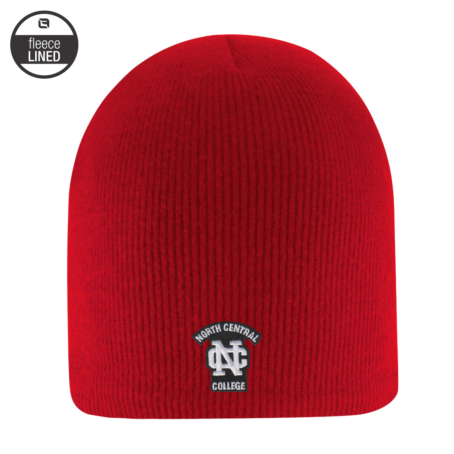 Image for the Red Chill Fleece Lined Knit Beanie (Hat) product