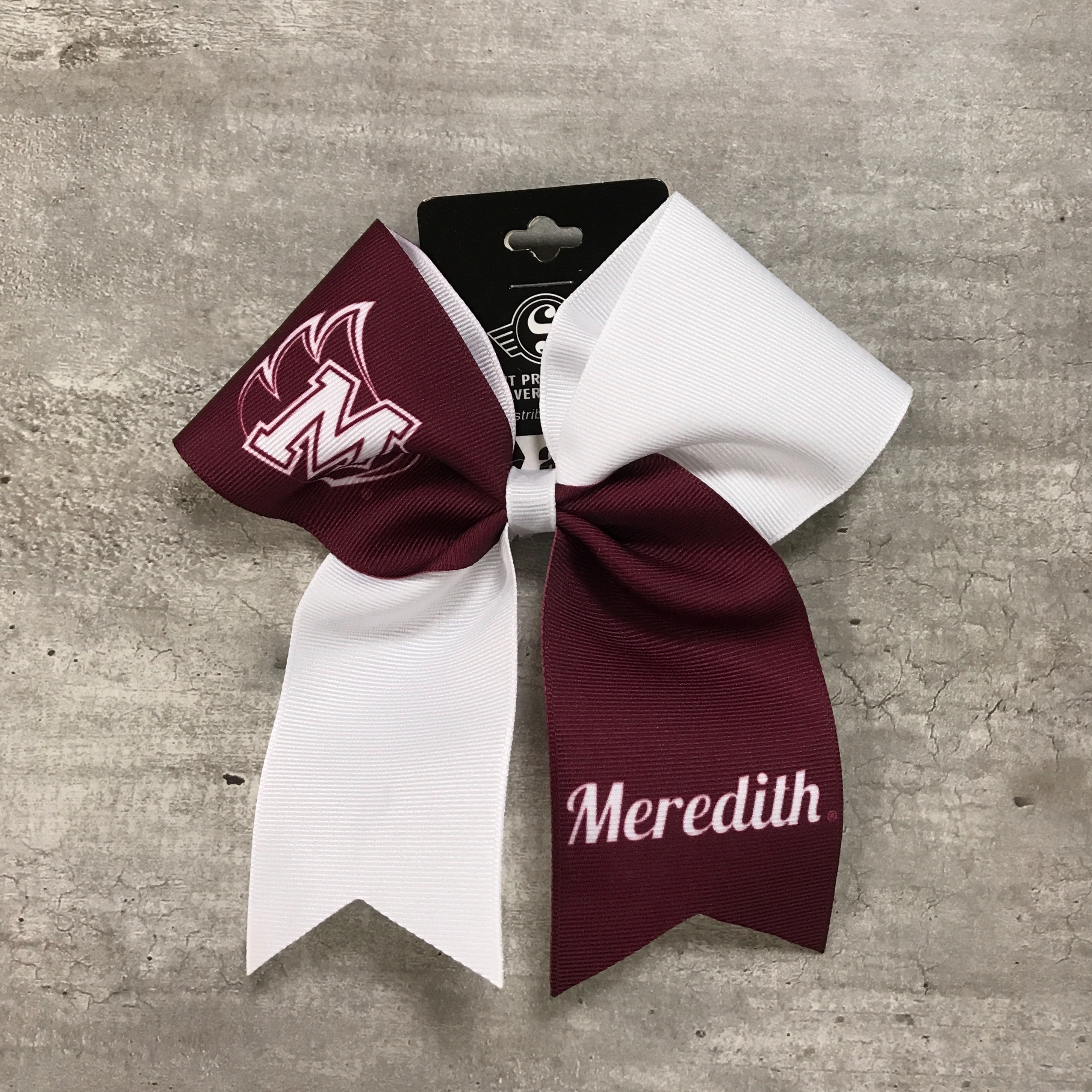 Image for the Spirit Cheer Ribbon Barette, M-Wing product