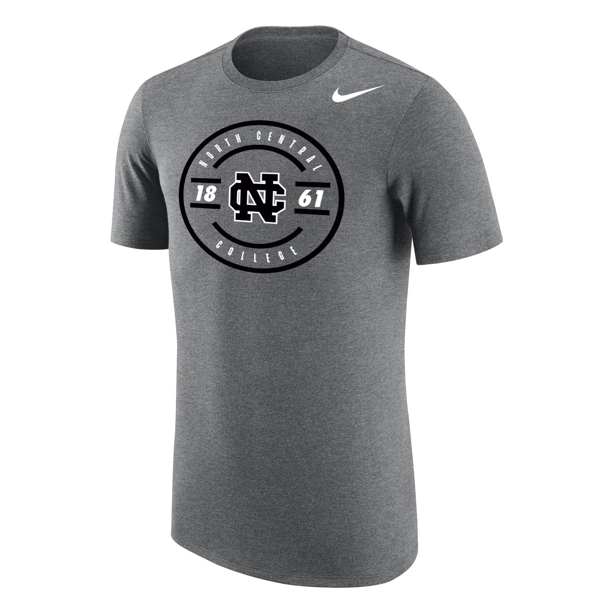 Alternative Image for the Nike Tri-Blend Short Sleeve Tee product