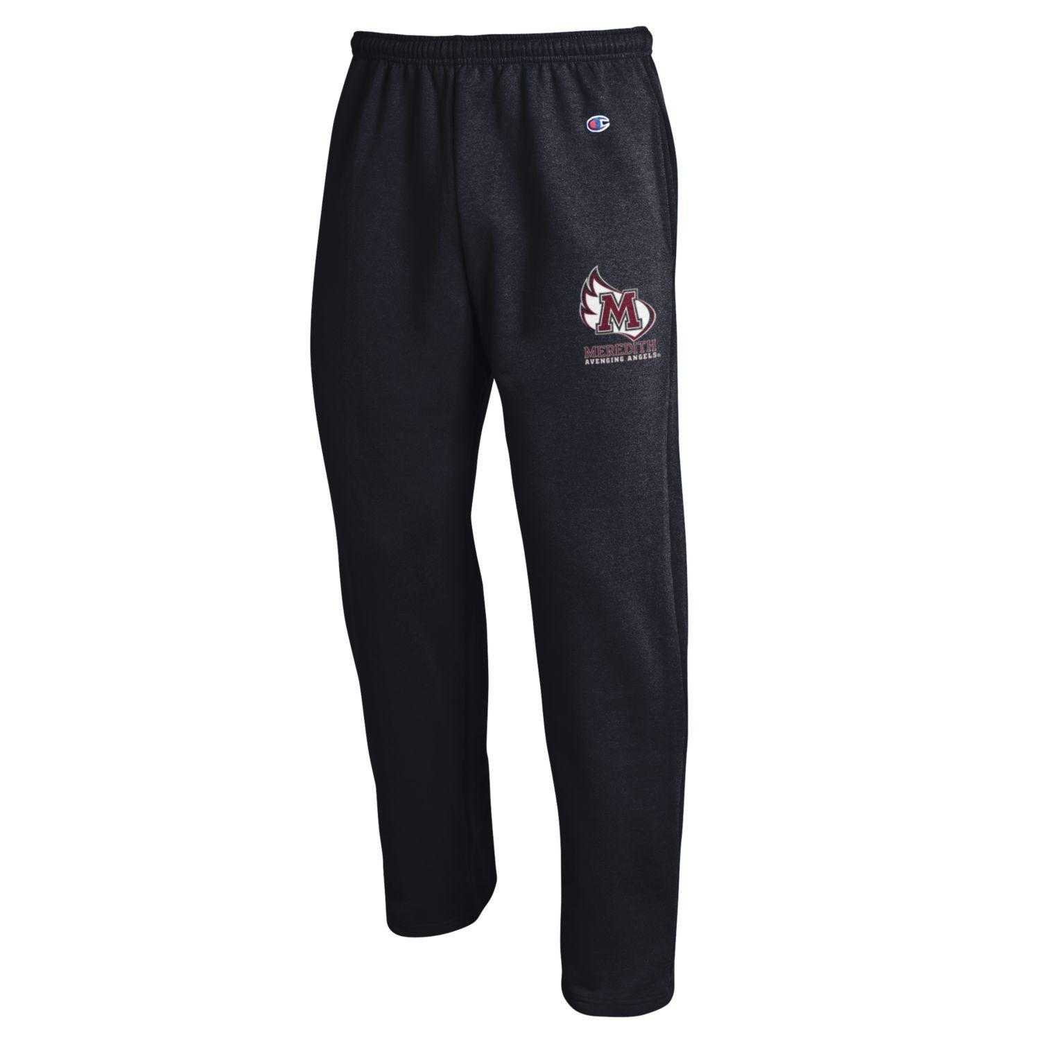 Image for the Open Bottom Sweatpants, Black product