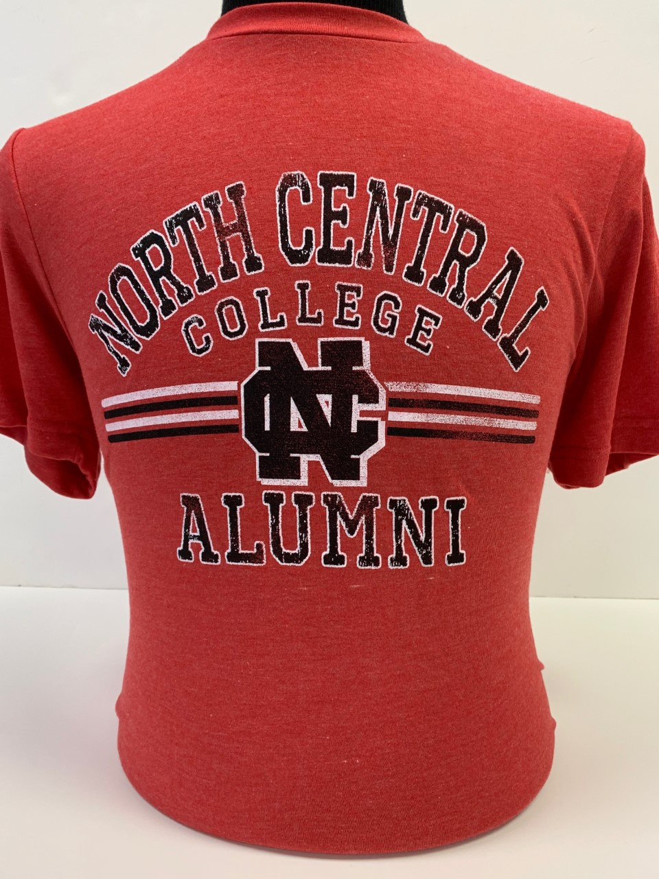 Image for the Alumni Tri-Blend Short Sleeve Tee product