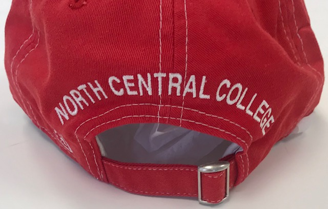 Image for the North Central College Ivory and Red Hat by The Game product