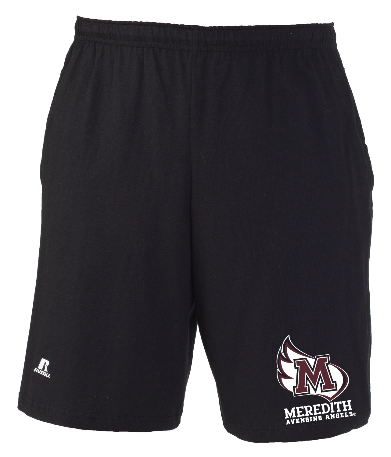 Image for the Men's Black Jersey Short M Wing Russell product