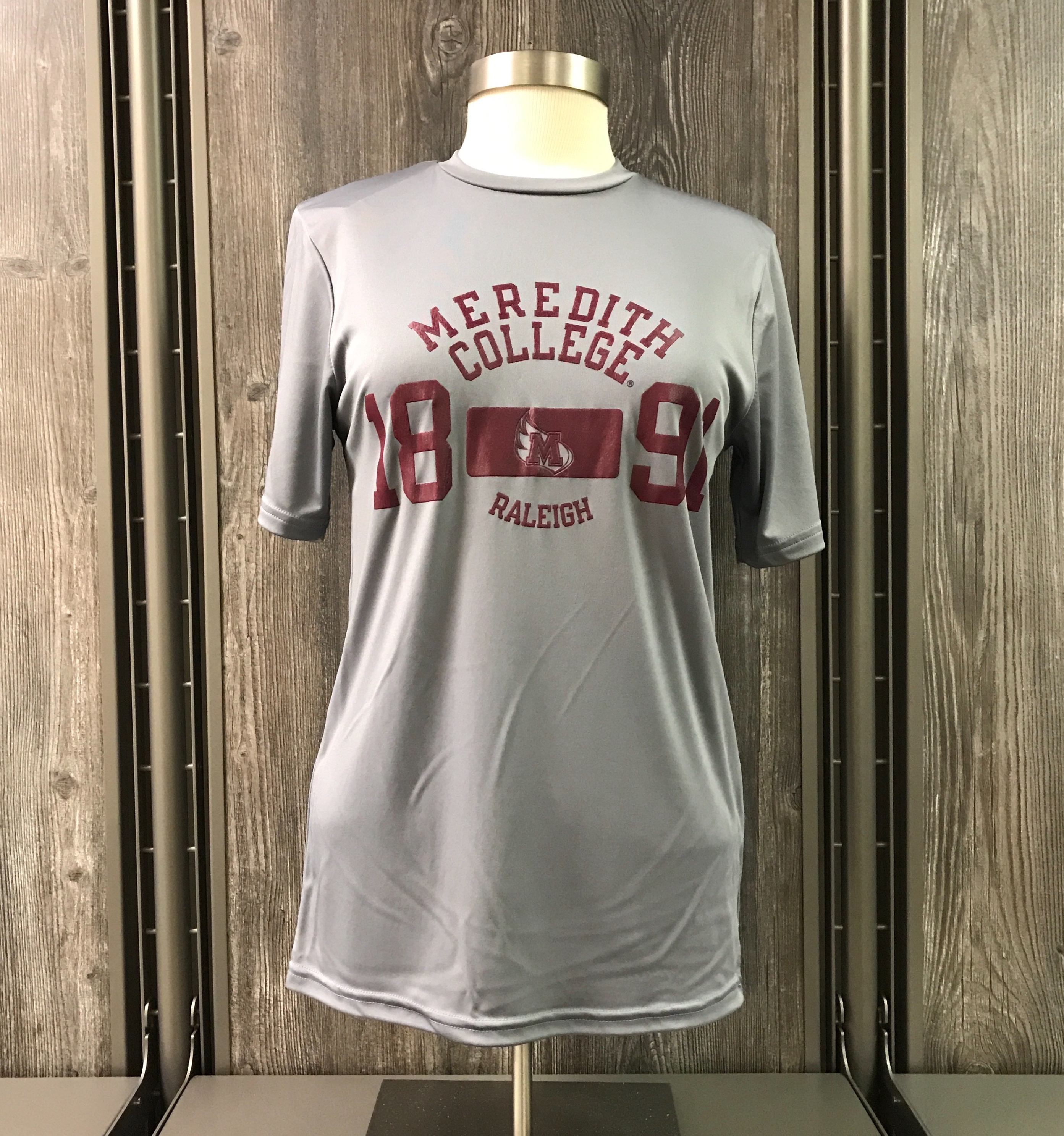 Image for the Men's Short Sleeve Performance Tee MC 1891 Raleigh Russell product