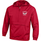 Image for the Unisex Quarter Zip Packable Jacket product