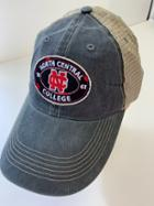 Image for the North Central College Legend Charcoal/Khaki Hat product
