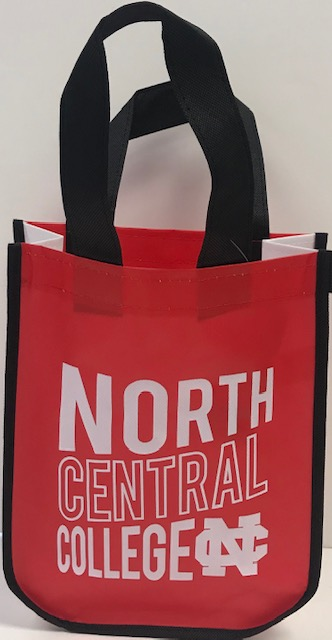 Image for the North Central College Small Yoga Tote Bag product