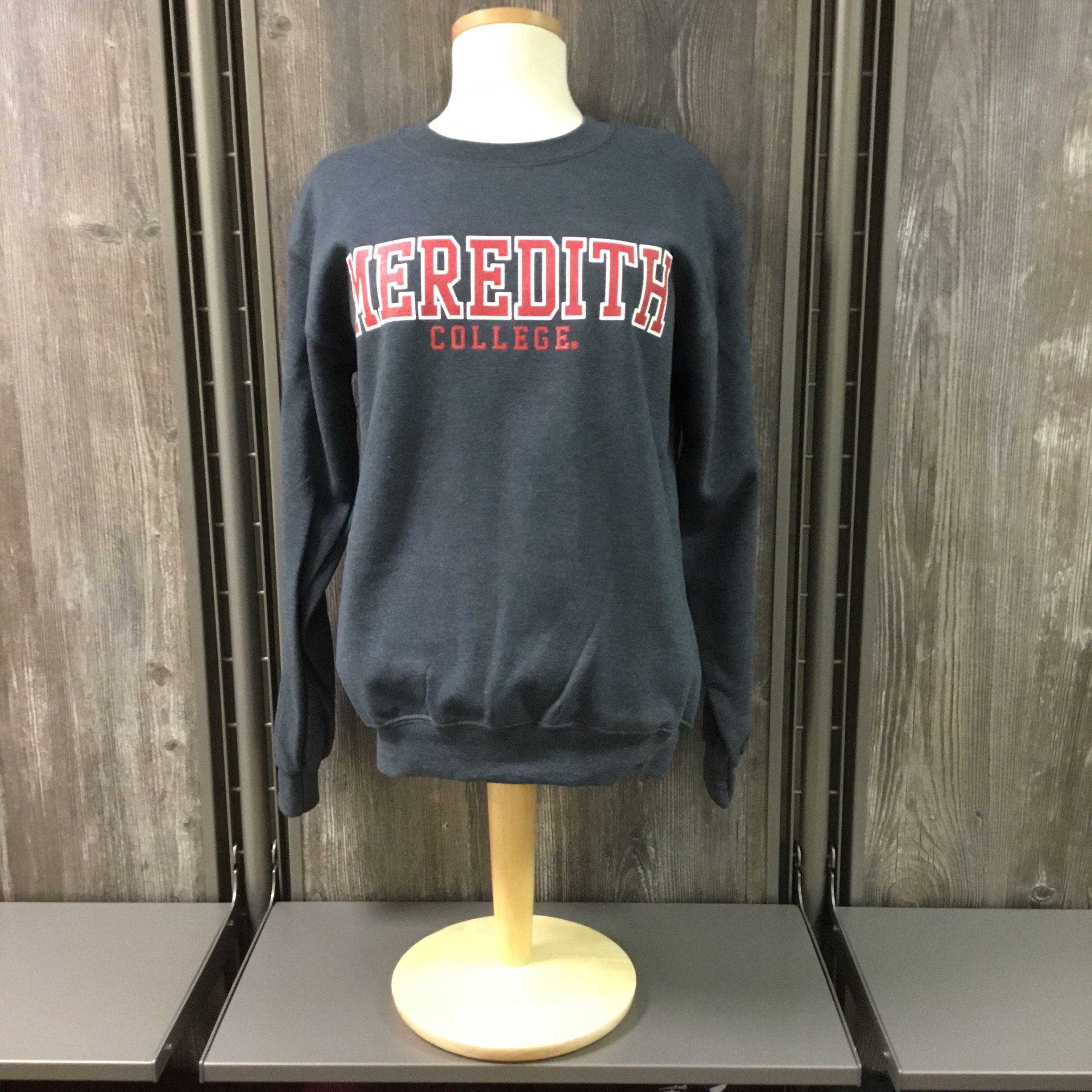 Image for the Crew sweatshirt Meredith College FC MV Sport product