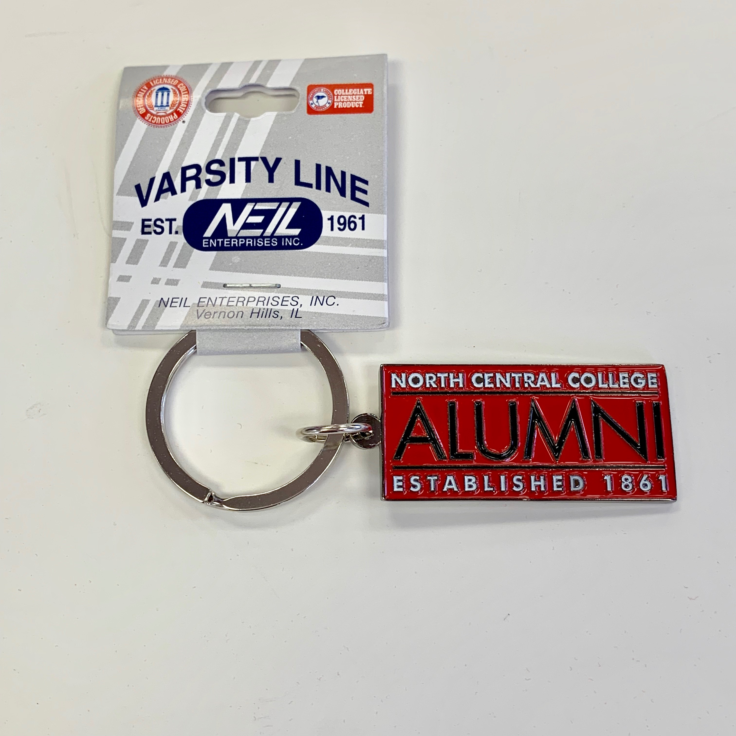Image for the Alumni Keychain product